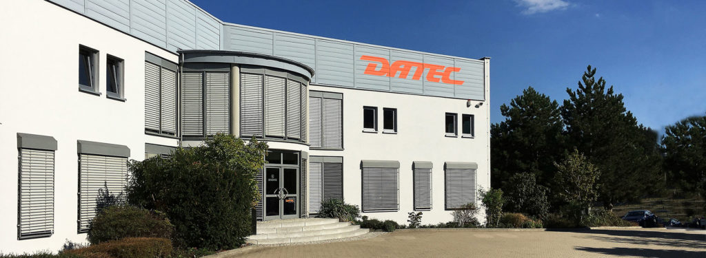 Das Unternehmen DATEC