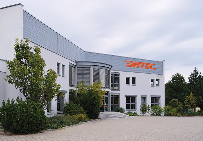 Das Unternehmen DATEC - Firmenansicht in Heinsdorfergrund