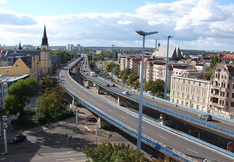 DATEC Service-Stützpunkt in Halle-Dessau