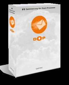 Digitaler Postversand mit DOP – funktional, bequem und schnell
