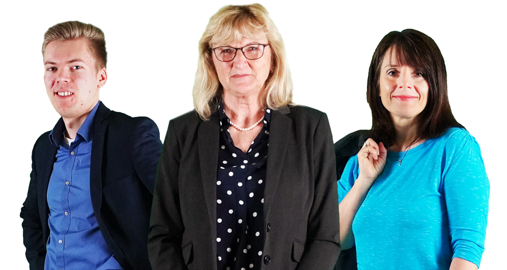 Papierverarbeitung - lassen Sie sich beraten von Henning Starke, Ina Kober und Anja Thomä-Schäfer