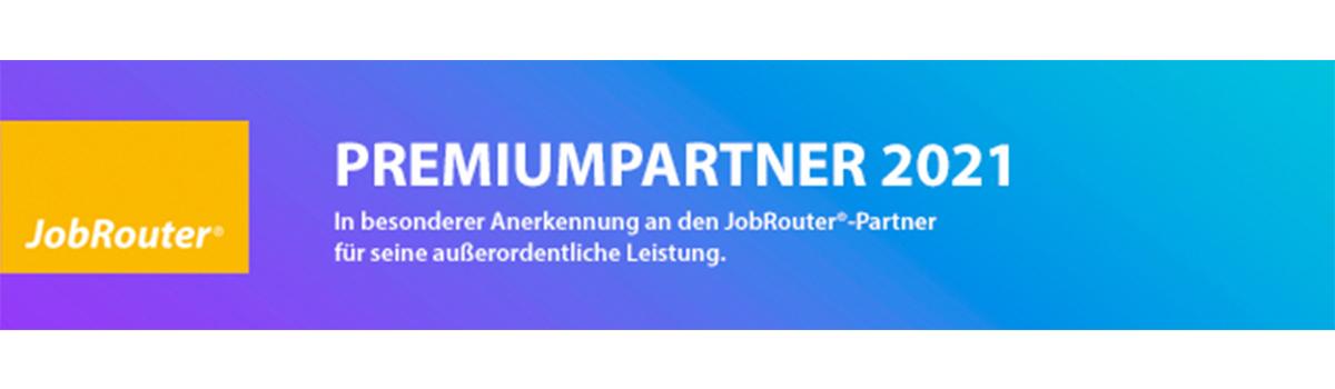 DATEC vertieft Partnerschaft mit Jobrouter®